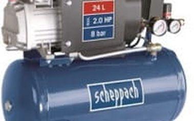 SCHEPPACH HC 25 olejový kompresor olejový kompresor
