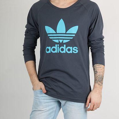 Tričko adidas Originals TREF RAGL TE L Barevná