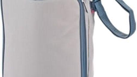 Jídlonosič FRESHBOX se 3 dózami 1.5 l, béžová