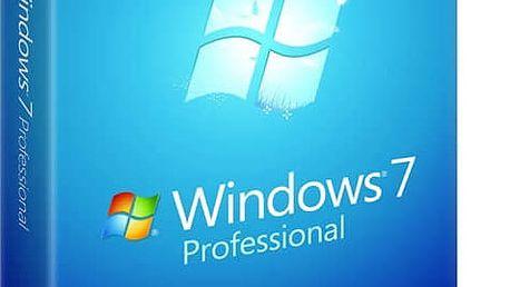 Windows 7 Professional s bezplatným upgradem na desítky ZDARMA, doprava v ceně.