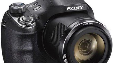 Digitální fotoaparát Sony DSC-H400B