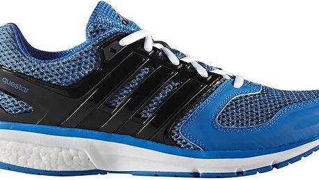 Boty adidas Performance questar m 46 Modrá