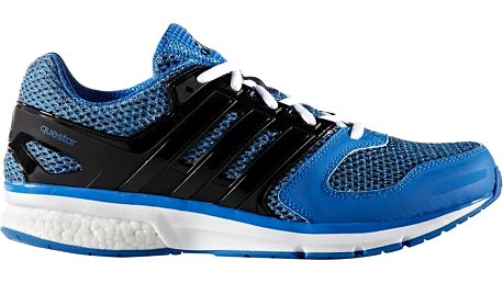 Boty adidas Performance questar m 43 1/3 Modrá