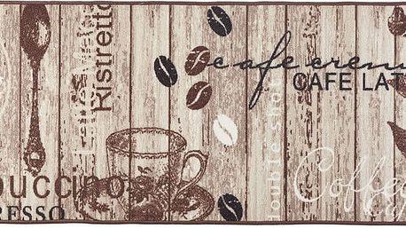 Kuchyňský koberec Delicious Coffee, 67x180 cm