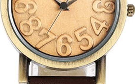Dámské retro hodinky v mnoha barvách