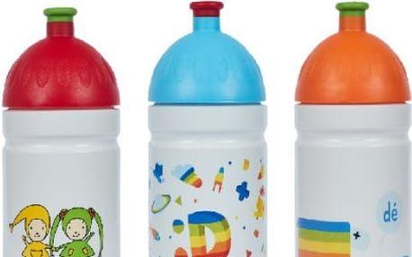 Zdravá láhev pro děti Déčko 0,5 l