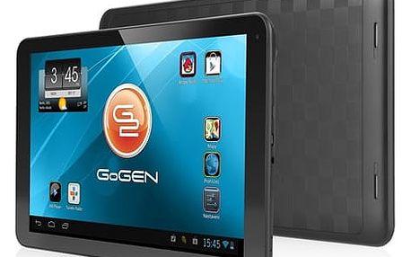 Dotykový tablet GoGEN TA 11500 QUAD + dárek Čisticí sada ColorWay CW-5151