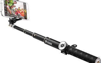 YENKEE YSM 100SF BT Selfie tyč MONDO - 30014603