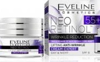 EVELINE Neo Retinol Lifting denní & noční krém 55+ 50 ml