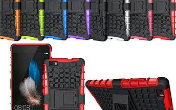 Ochranný kryt na Huawei P8 Lite - více barev