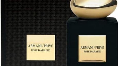 Armani Prive Rose d´Arabie Intense 100 ml parfémovaná voda unisex