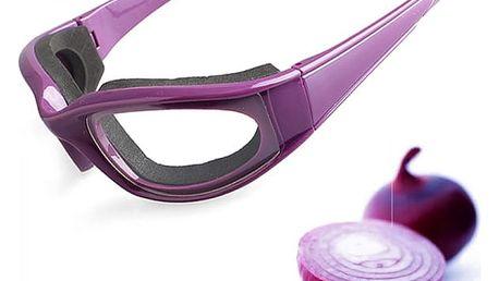 Brýle na krájení cibule