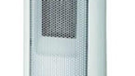 Teplovzdušný ventilátor Gorenje HH 2000 L stříbrný