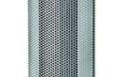 Teplovzdušný ventilátor Gorenje HW 2500 L stříbrný