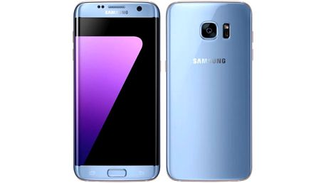 Mobilní telefon Samsung S7 edge 32 GB (G935F) (SM-G935FZBAETL) modrý