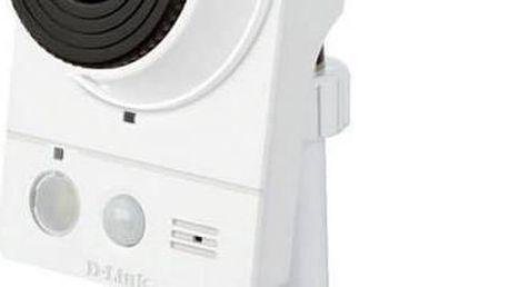 IP kamera D-Link DCS-2136L WiFi (DCS-2136L/E) bílá + Doprava zdarma