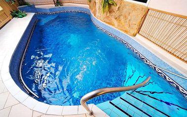 6denní luxusní wellness pobyt v hotelu Richard**** v Mariánských Lázních