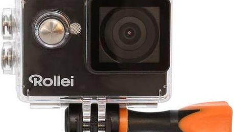 Outdoorová kamera Rollei ActionCam 415 černá