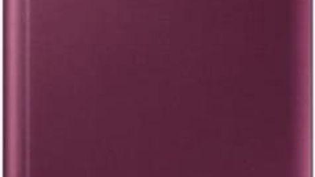 Pouzdro na mobil flipové Samsung pro Galaxy S7 Edge (EF-WG935P) (EF-WG935PXEGWW) červené