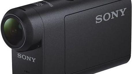 Outdoorová kamera Sony HDR-AS50B + podvodní pouzdro černá