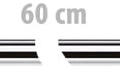 Závěsná tyč MONTI 60 cm