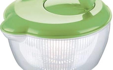 Odstředivka na salát HANDY, zelená