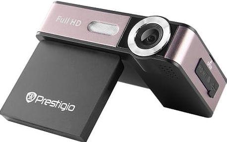 Autokamera Prestigio Roadrunner 505 (PCDVRR505) černá