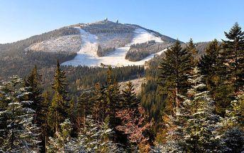 Aktivní Šumava pro 2 lyžaře, cyklisty i turisty