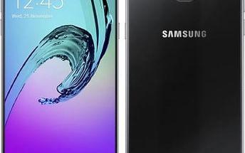 Samsung Galaxy A5 LTE, A510F, Single SIM, černá