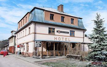 3–7denní pobyt s polopenzí pro 2 osoby v hotelu Eduard v Orlických horách