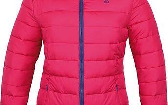 LOAP Růžová dámská bunda Irmina CLW1693-J55J L