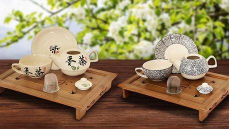 Čínský čajový set v originálním balení