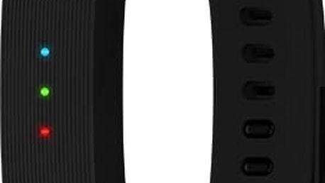 Nabu X Smartband, LED indikátory, voděodolný IP67, černý (black)