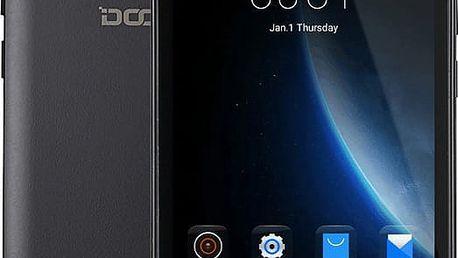 DOOGEE X5 Pro - 16GB, černá - PH1918