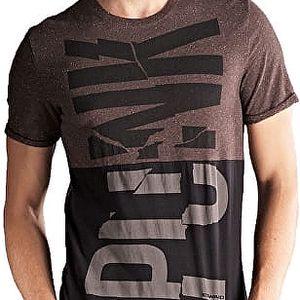 Edward Jeans Pánské triko Gekko T-Shirt 16.1.1.01.063 XL