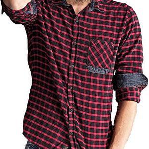 Edward Jeans Pánská košile Barule-102 Shirt 16.1.1.03.058 L