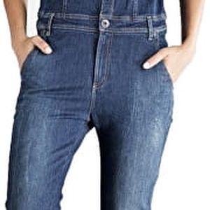 Edward Jeans Dámský overal Kelson-3052 Denim Jumpsuit 16.1.2.84.051 M