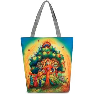 Fashion Icon Dámská taška Tree dřevo modrá