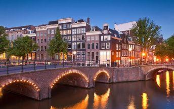 Zájezd do Holandska pro 1 osobu, Keukenhof, degustace sýrů, výroba dřeváků, zastávka v Amsterdamu.