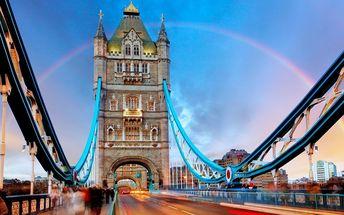 Zájezd do Londýna a královského Windsoru