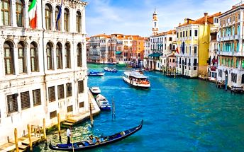 Velikonoční zájezd do Benátek pro 1 osobu. Vydejte se na Velikonoce do Benátek.