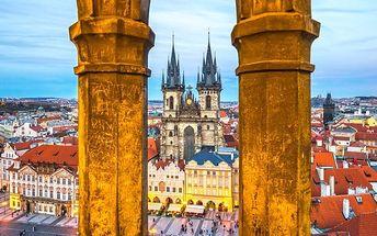 2–4denní pobyt s lahví vína a čokoládou pro 2 osoby v Epifanie apartments v Praze