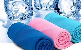 Chladicí ručník - Dopřejte si v chladivé osvěžení! Nejlevněji v ČR