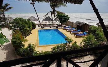 Zanzibar - na 9 dní, snídaně s dopravou letecky z Prahy