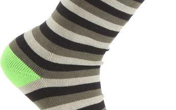 Unisex sportovní ponožky Adidas Performance vel. EUR 39 - 42, UK 5,5 - 8
