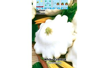 Patizón - balení 5 semen - dodání do 2 dnů