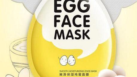 Hydratační olejová maska Super egg 30g