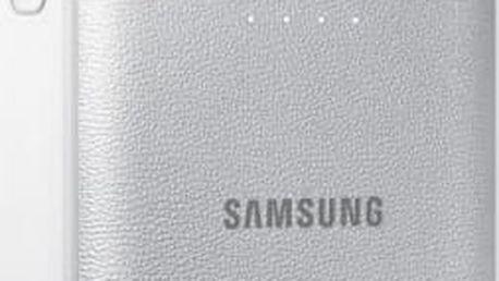 Power Bank Samsung 11300mAh (EB-PN915B) (EB-PN915BSEGWW) stříbrná