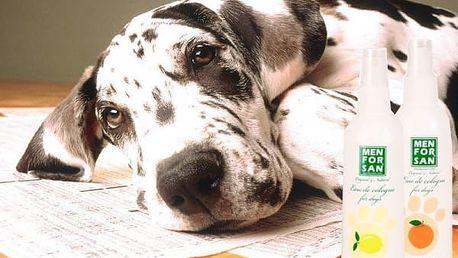 Kolínská voda pro psy - provoní a rozzáří srst Vašeho mazlíčka!