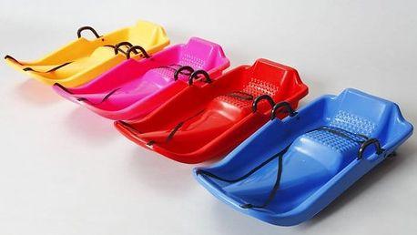 Plastové dětské boby v různých barvách